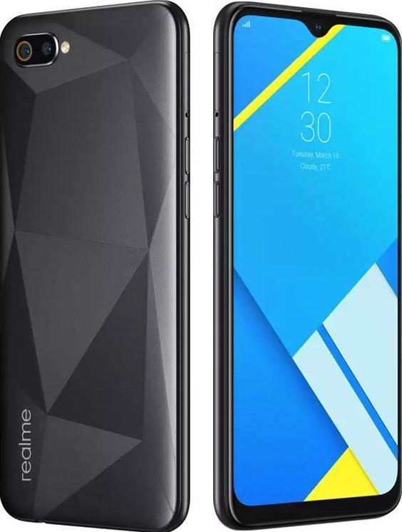 Смартфон realme C2 2/32GB, черный