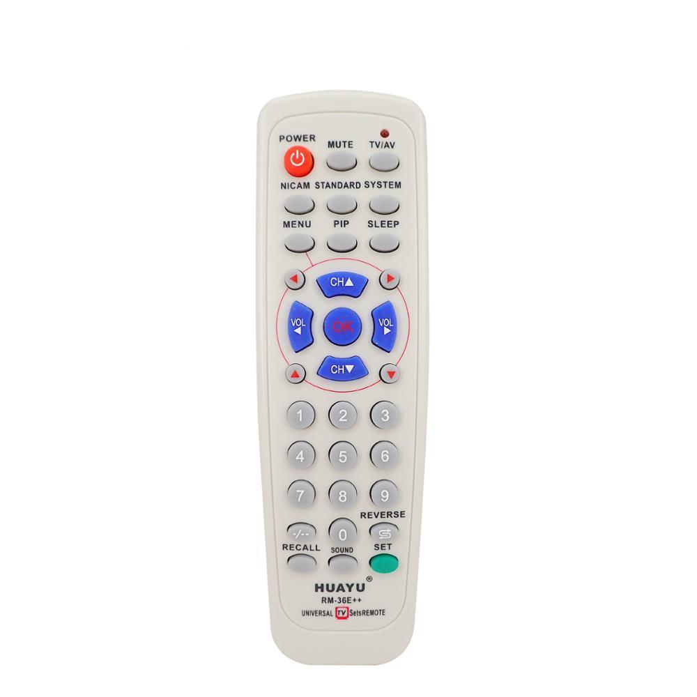 Пульт универсальный Huayu RM-36E++ для TV