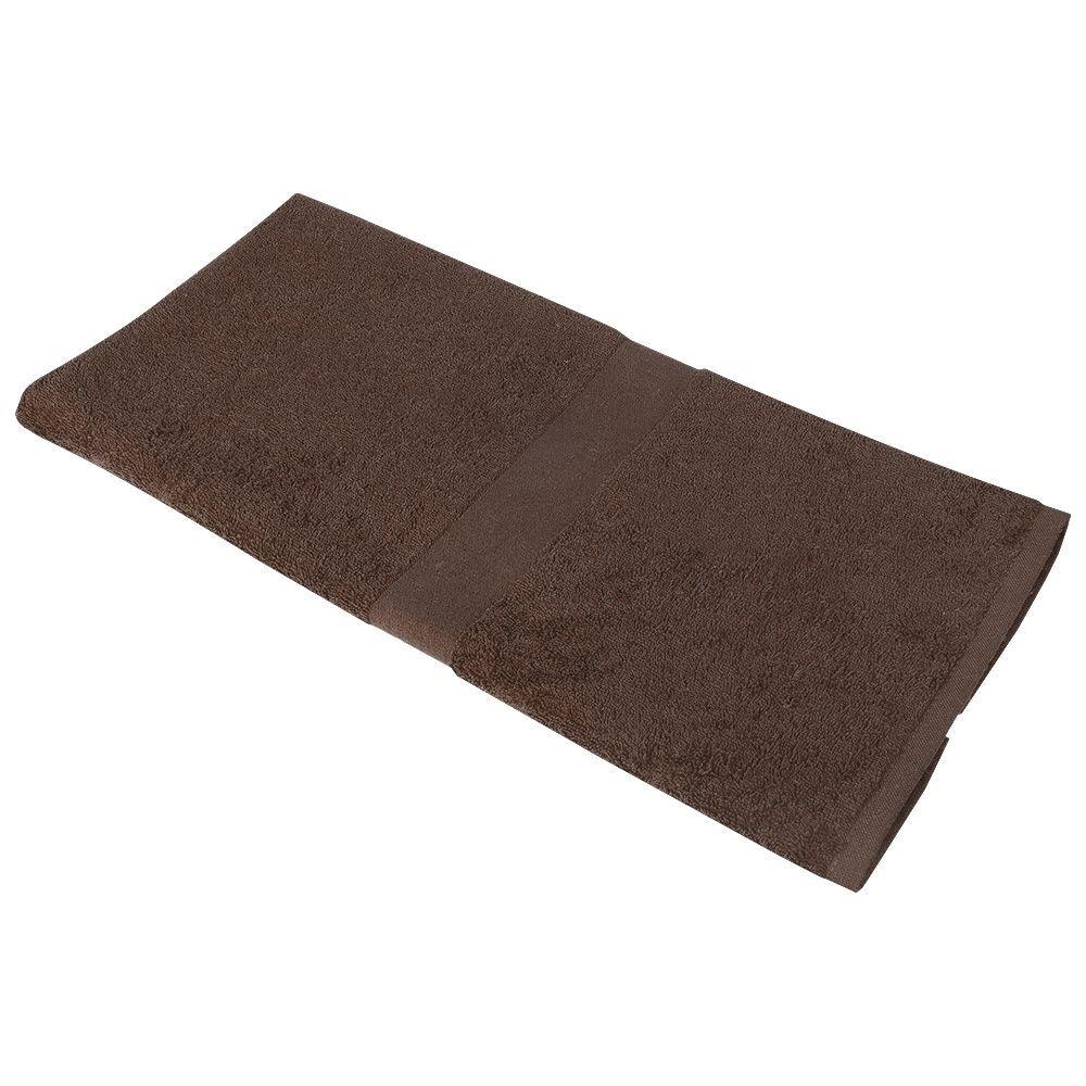 Полотенце Soft Me Medium, коричневое