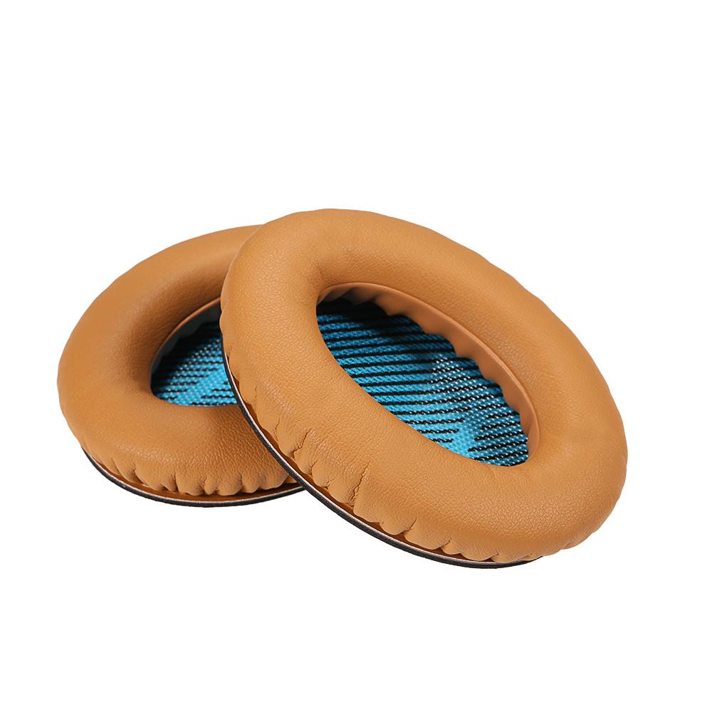 Кожаные подушечки для наушников Bose QuietComfort