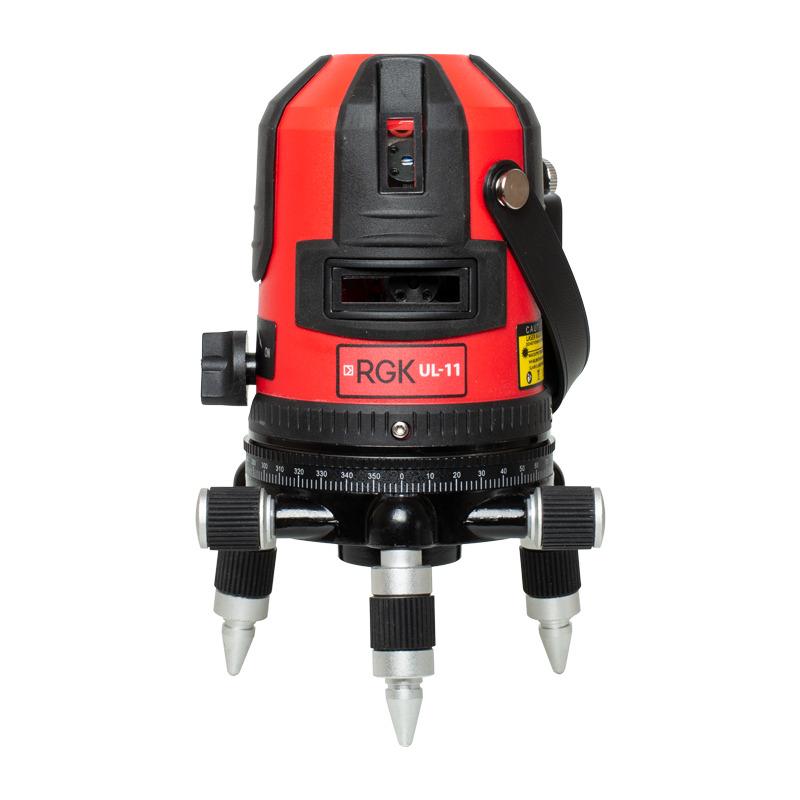 Лазерный построитель плоскостей RGK UL-11 4610011870668