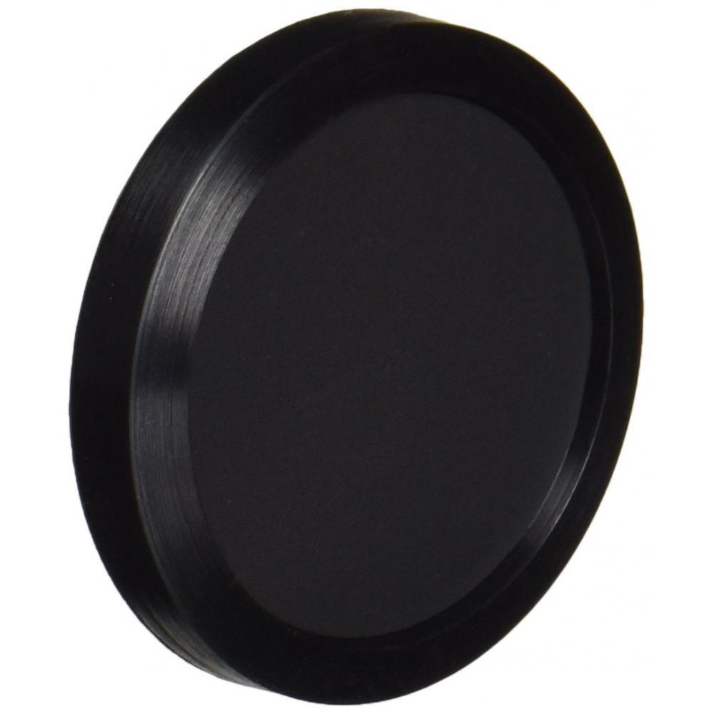 UN overlapping-cap 40.5mm black UNP-5541