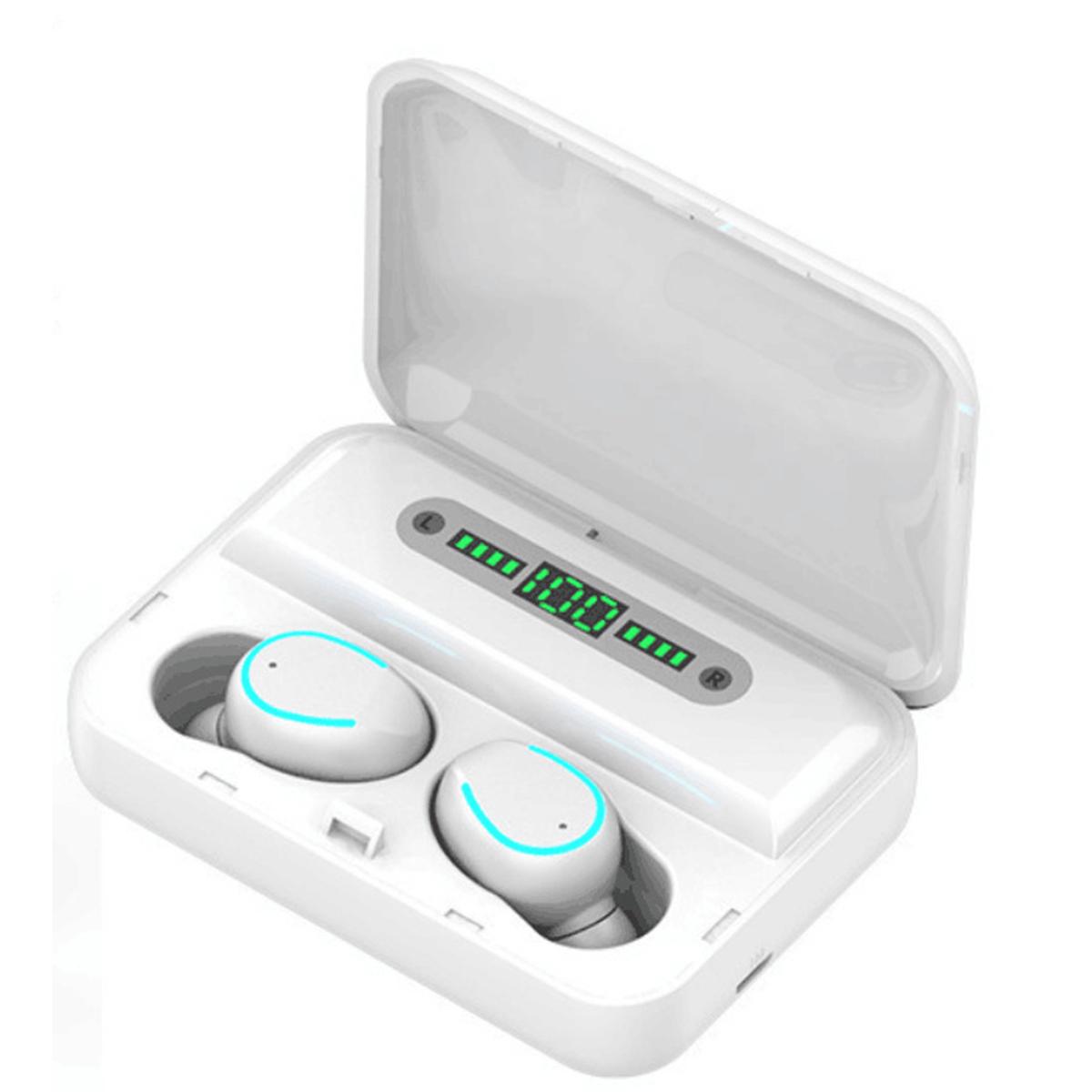 Наушники беспроводные  Stereo TWS F9  Bluetooth V 5.0