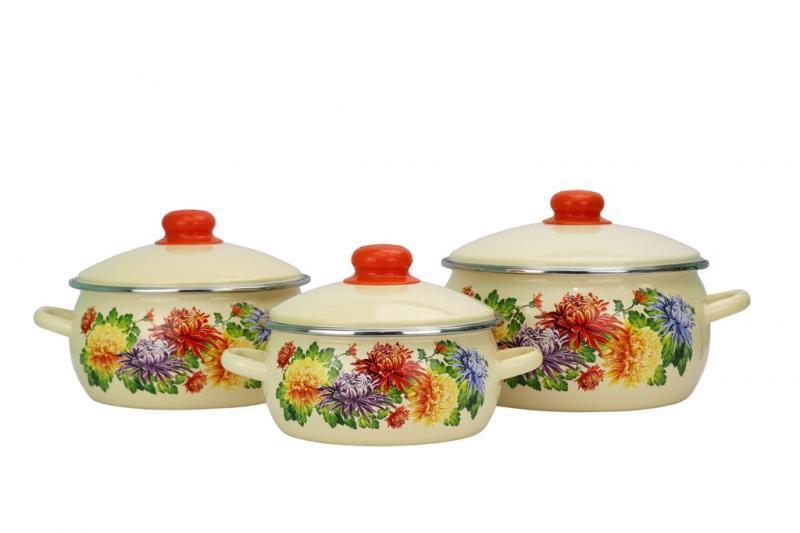 Наборы Эмалированной Посуды Интернет Магазин