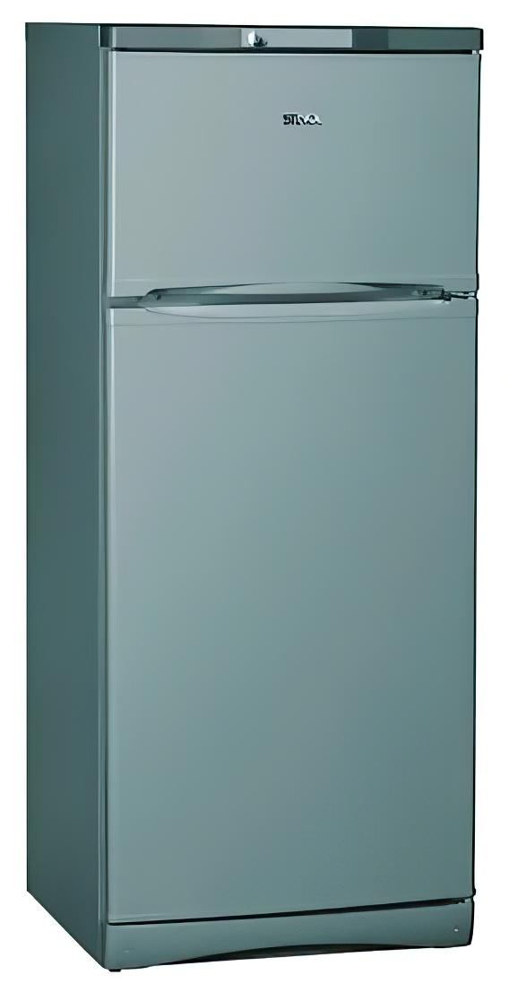 Холодильник Stinol STT 145 S, серебристый