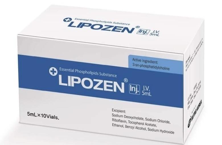 Lipozen plus жиросжигающая сыворотка липолитик