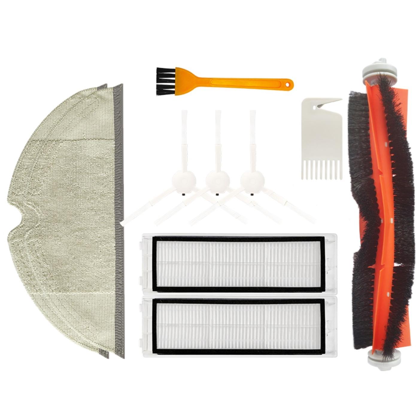Комплект фильтров и щеток для робот-пылесоса Xiaomi Vacuum-Mop, 1C, 1С, SKV4093GL, STYTJ01ZHM, Dreame F9