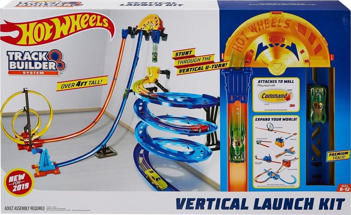 Набор игровой Hot Wheels Гонки по вертикали GGH70 #1