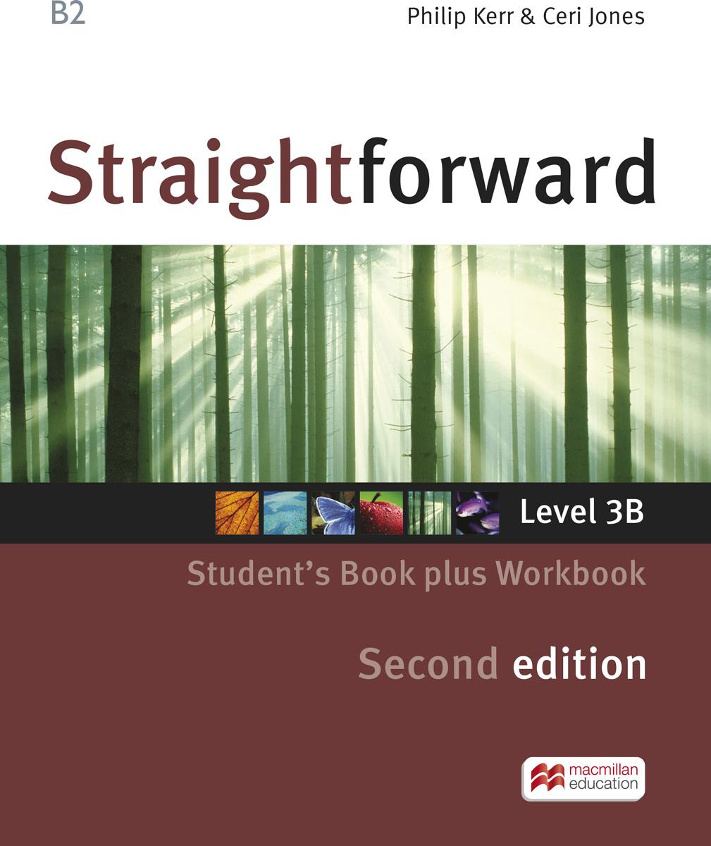 Straightforward: Split Edition 3B: Student's Book (+ workbook) | Kerr Philip, Jones Ceri #1