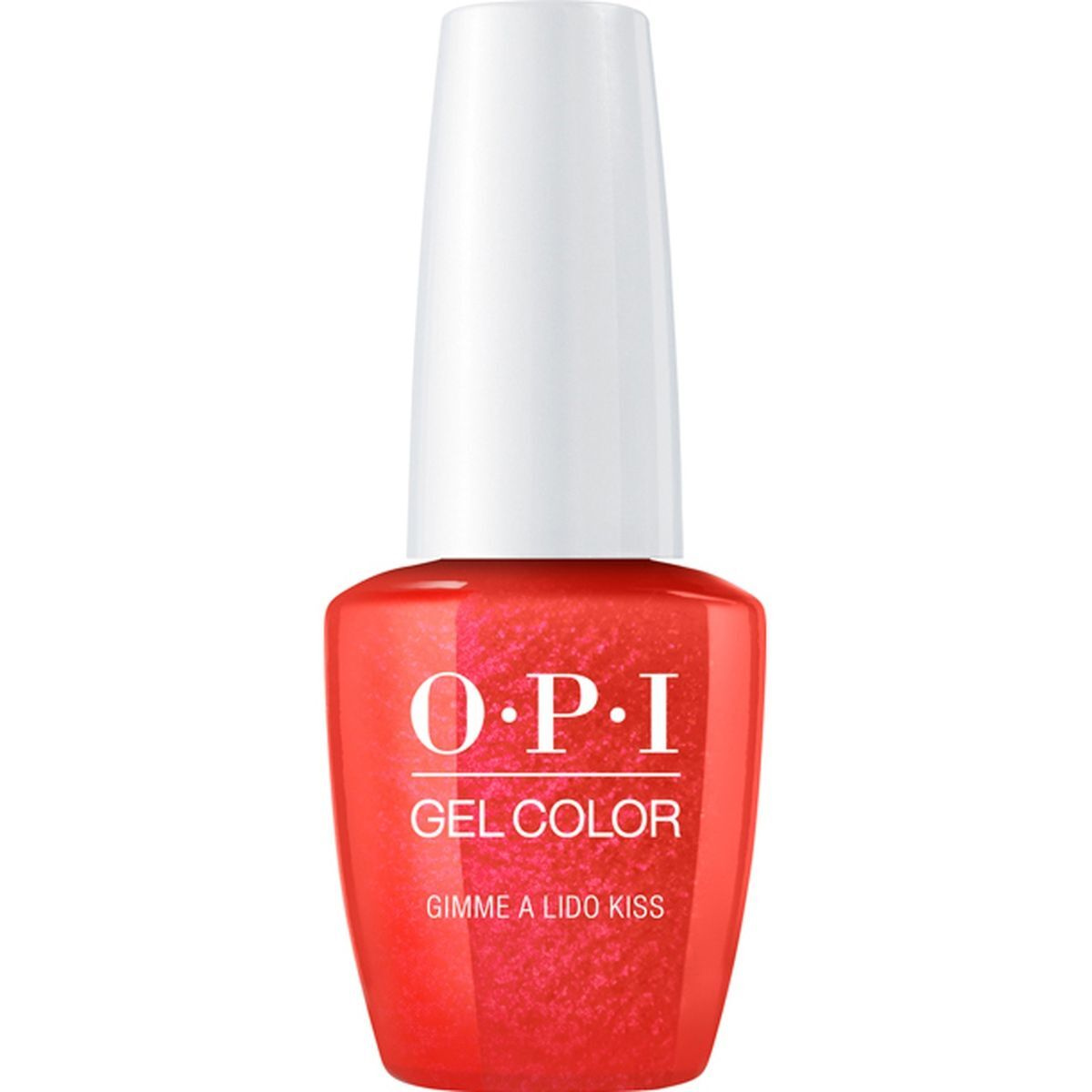 OPI Гель-лак для ногтей GelColor Gimme a Lido Kissl, 15 мл #1