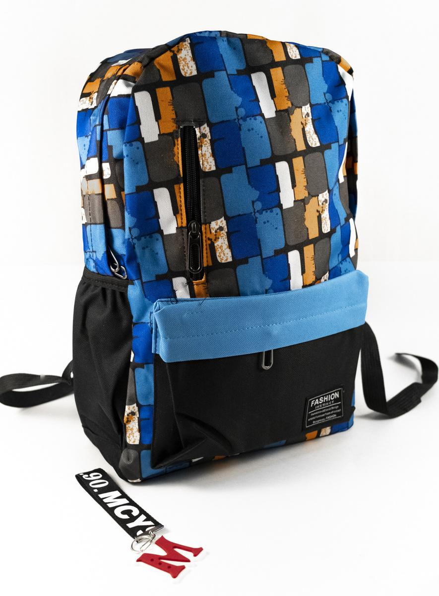 Рюкзак Fashion Instinct с потайным карманом на спинке #1