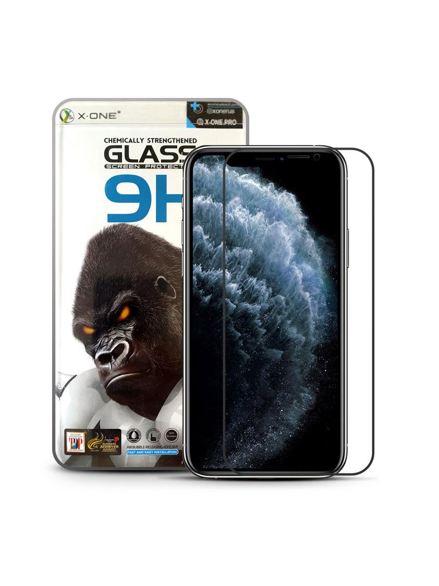 Противоударное защитное стекло для iPhone 11 PRO X-ONE Gorilla Glass 9H  #1