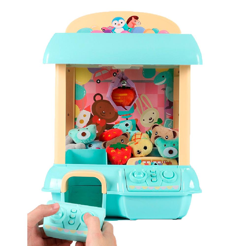 Игровой автомат с игрушками для дома купить игровые автомат новый год