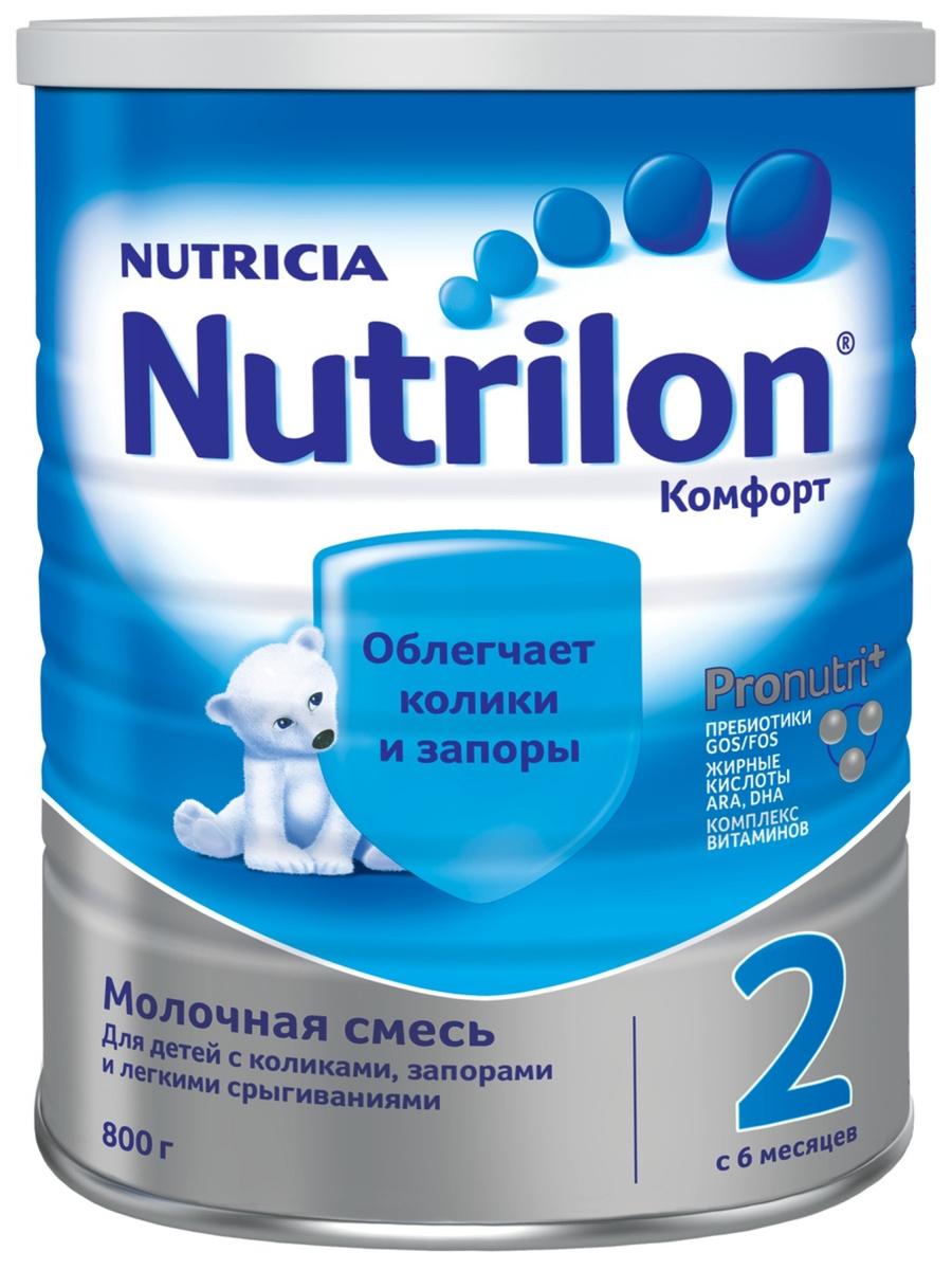 Смесь Комфорт 2 Nutrilon, 800 г #1