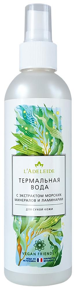 L'Adeleide Термальная вода с экстрактом морских минералов и ламинарии  #1