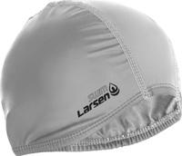 Шапочка для плавания Larsen 3059, 297006, серебристый