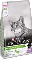"""Корм сухой Pro Plan """"Sterilised"""" для взрослых стерилизованных кошек и кастрированных котов, с индейкой, 10 кг. Выгодные цены! Надо брать!"""