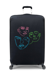 Чехол для чемодана Mettle. Чехлы для чемодана