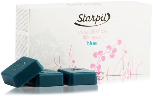 Starpil воск для депиляции пленочный в гранулах Cera Elastica Film Wax 600 гр купить в интернет магазине Ozon с быстрой доставкой