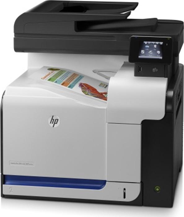 МФУ HP LaserJet Pro 500 Clr MFP M570dw Prntr
