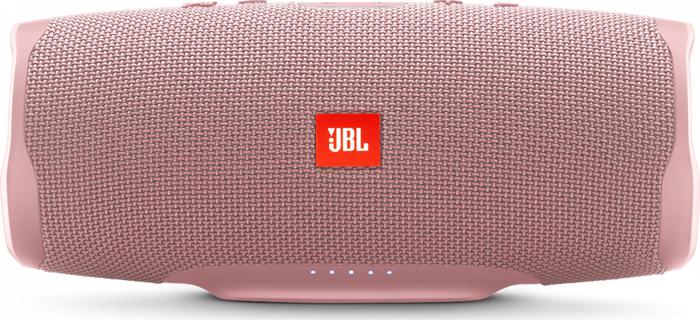 Портативная акустическая система JBL Charge 4 pink