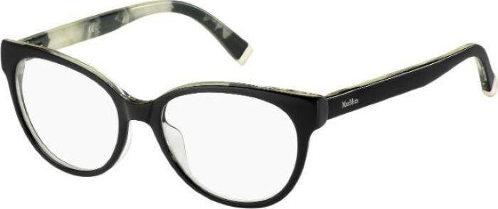 Оправа для очков женская Max Mara 1267, MAX-147622UXK5217, черный оправа max