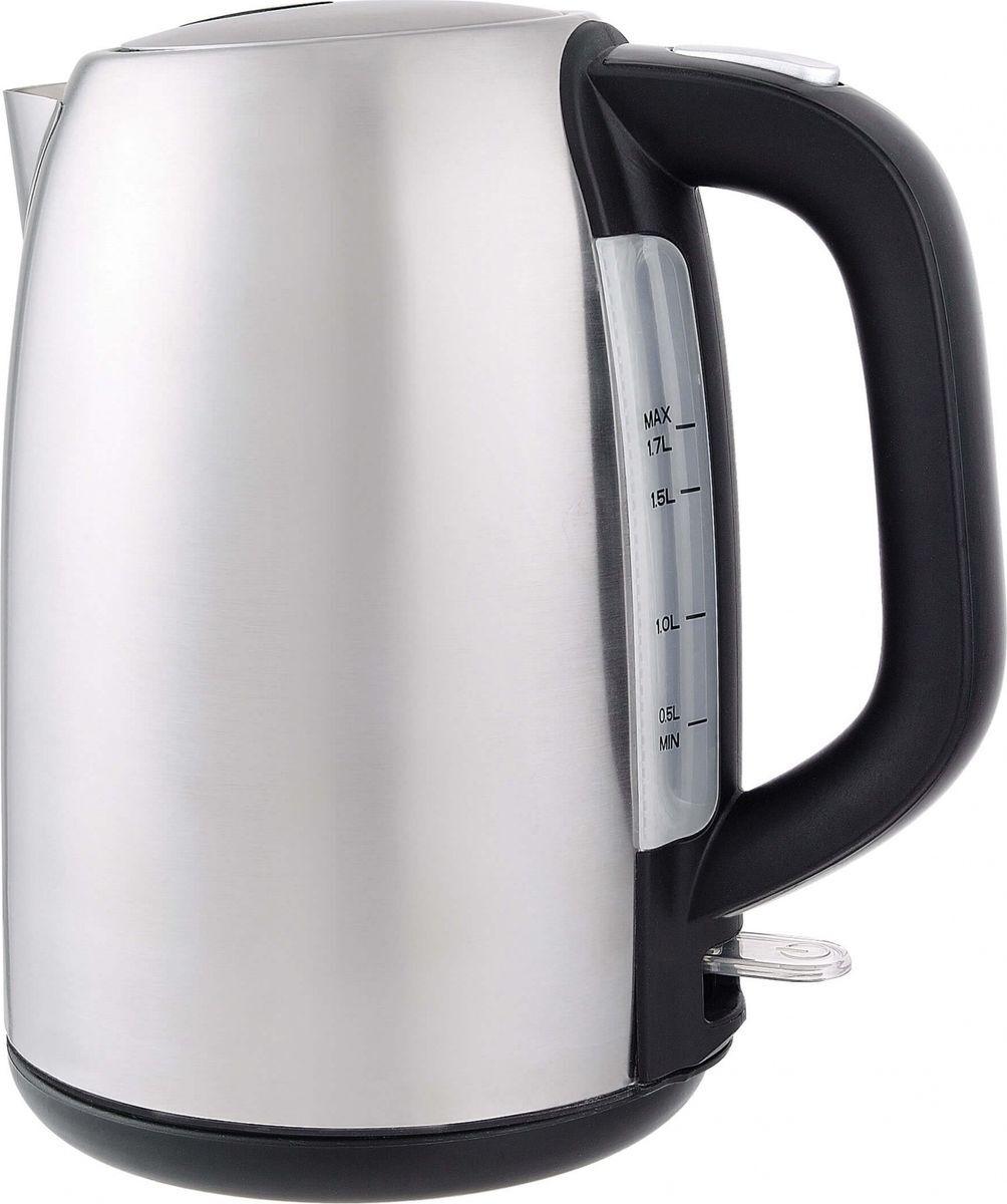 Электрический чайник Gemlux, GL-EK5120, серебристый чайник электрический gemlux gl ek622ss 1 5 л