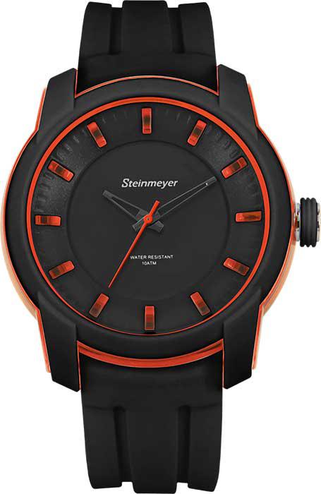 купить Наручные часы Steinmeyer S 281.19.39 по цене 1900 рублей