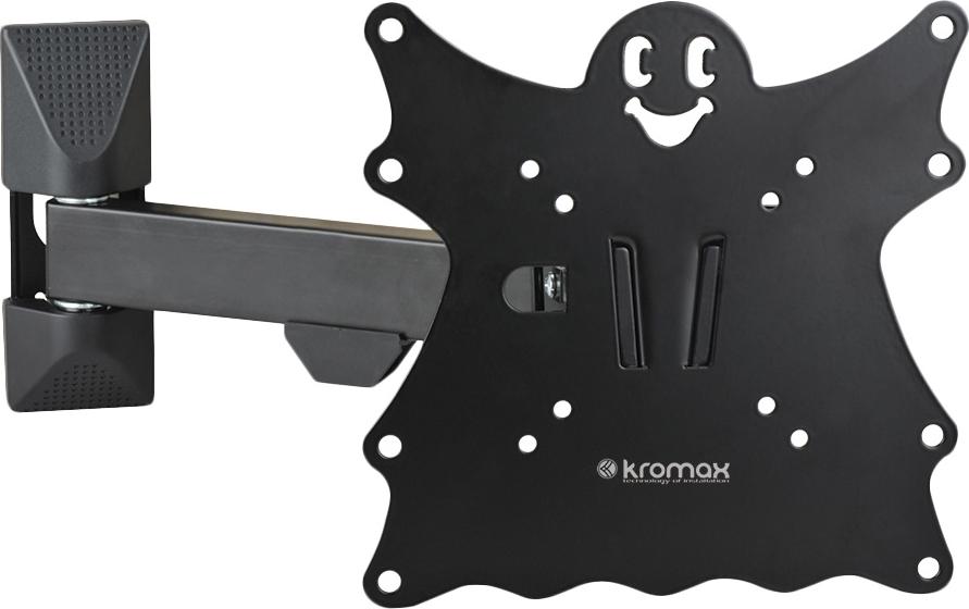 ТВ Кронштейн Kromax CASPER-203 black