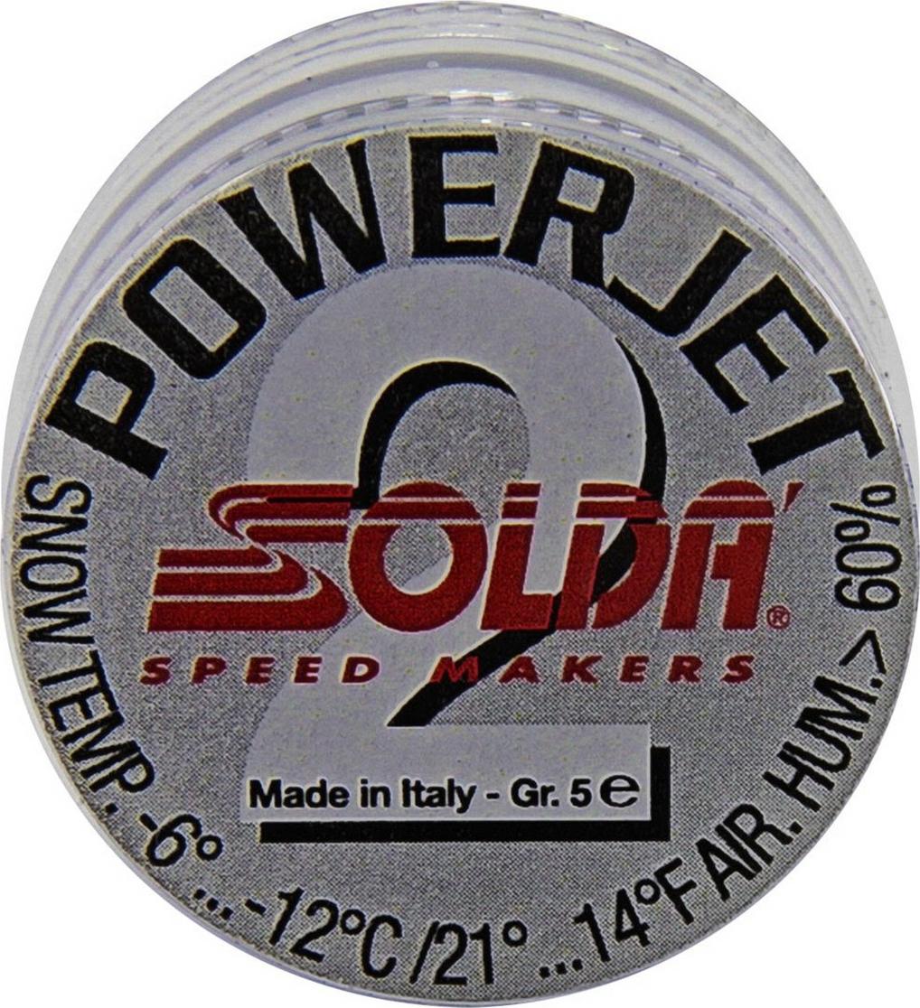 Фторовая спрессовка Solda Power Jet 2, 0735, 5 г