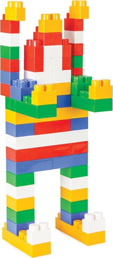 Конструктор из 260 деталей Pilsan Master Blocks