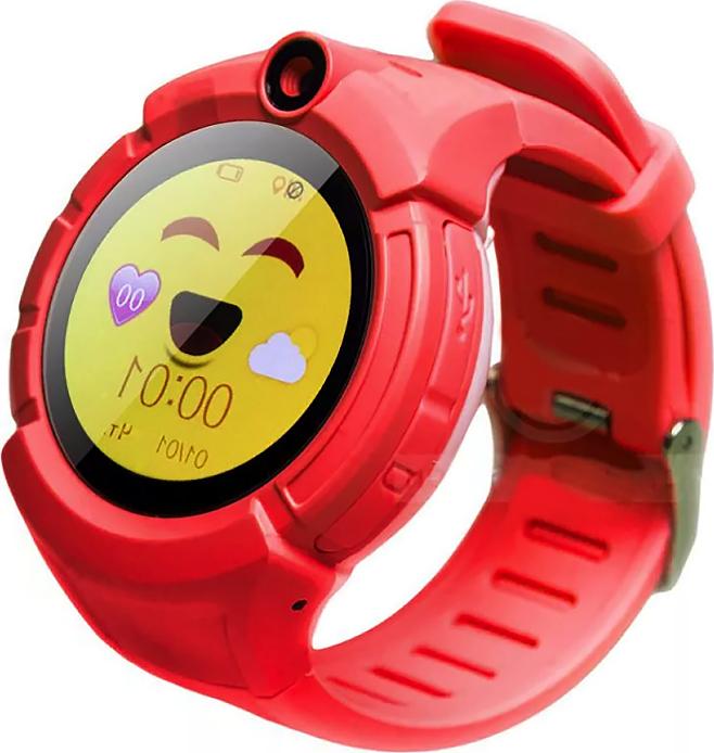 Часы Smart Baby Watch Q360 (Q610S) - Красные
