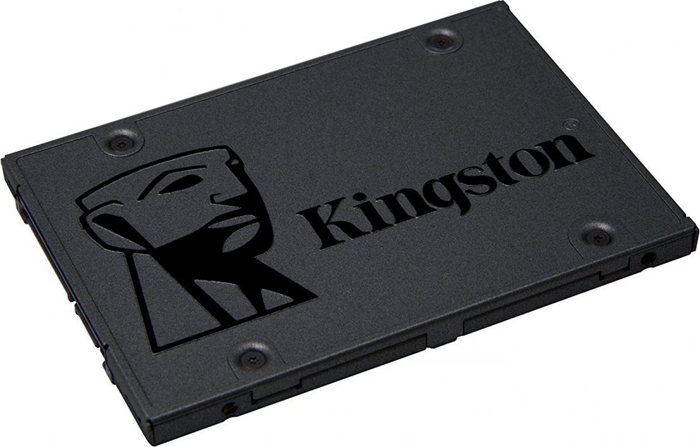 Твердотельный накопитель 960Gb SSD Kingston A400, SA400S37/960G цена