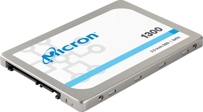 SSD накопитель Micron 1300 1TB, MTFDDAK1T0TDL-1AW1ZABYY все цены