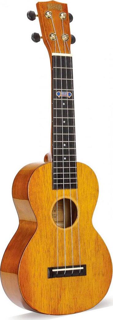 Mahalo MH2WVNA Укулеле концертная с чехлом укулеле enya eus x1 с чехлом