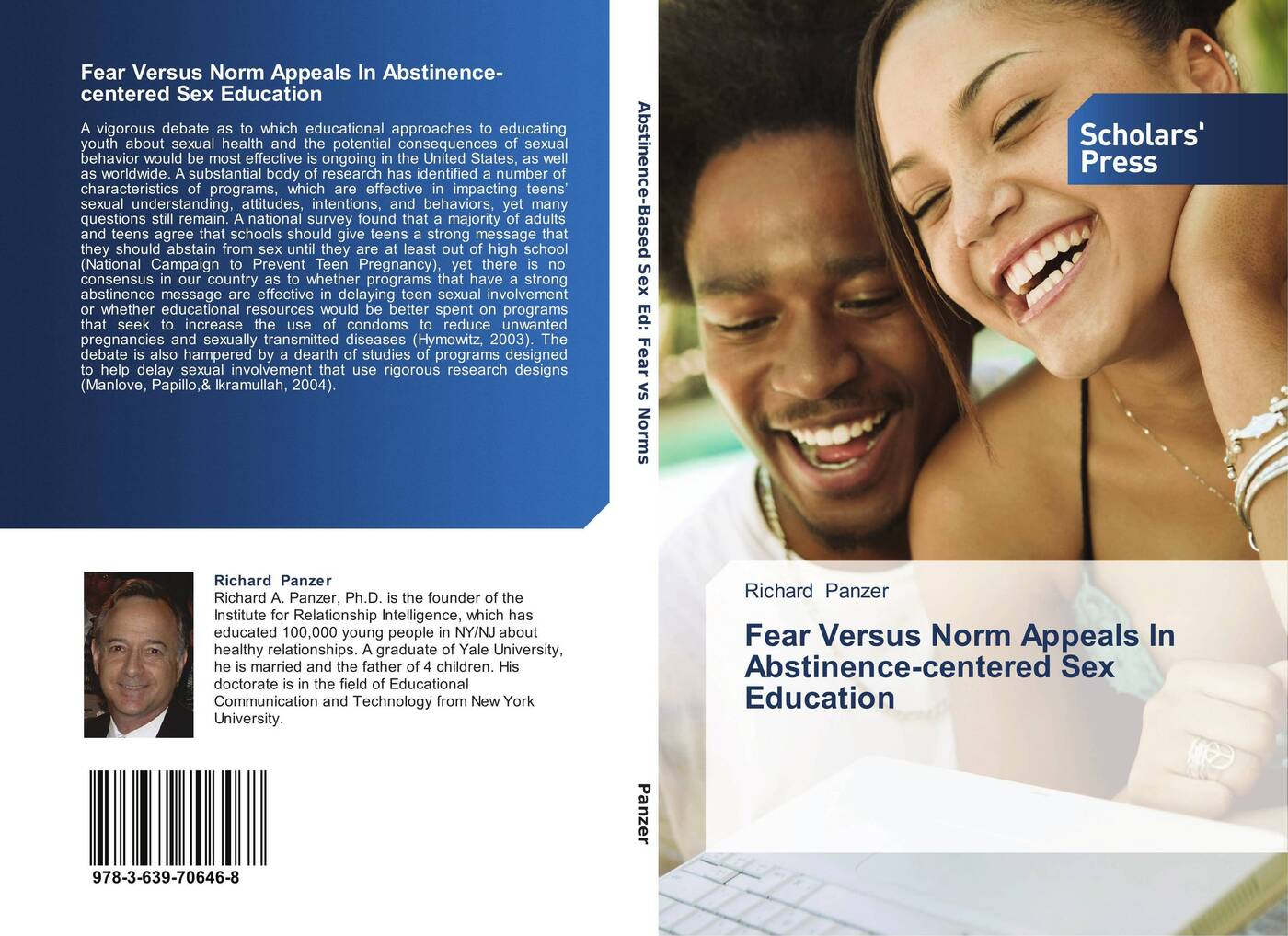 Фото - Richard Panzer Fear Versus Norm Appeals In Abstinence-centered Sex Education geraldina edward psychosocial correlates of abstinence from sex