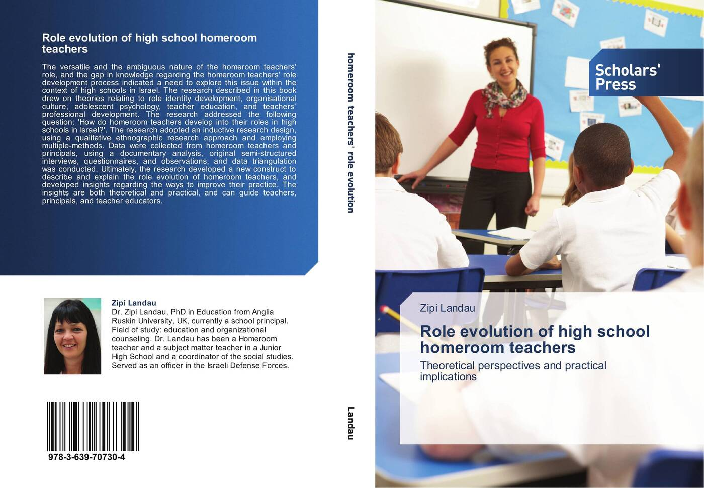 Zipi Landau Role evolution of high school homeroom teachers piya das and subhrabaran das competitiveness and role of research and development