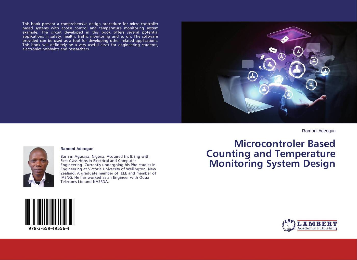 Ramoni Adeogun Microcontroler Based Counting and Temperature Monitoring System Design xiao gaozhi photonic sensing principles and applications for safety and security monitoring
