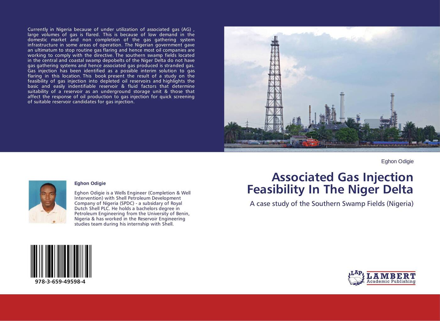 Eghon Odigie Associated Gas Injection Feasibility In The Niger Delta wu ying acid gas injection and related technologies