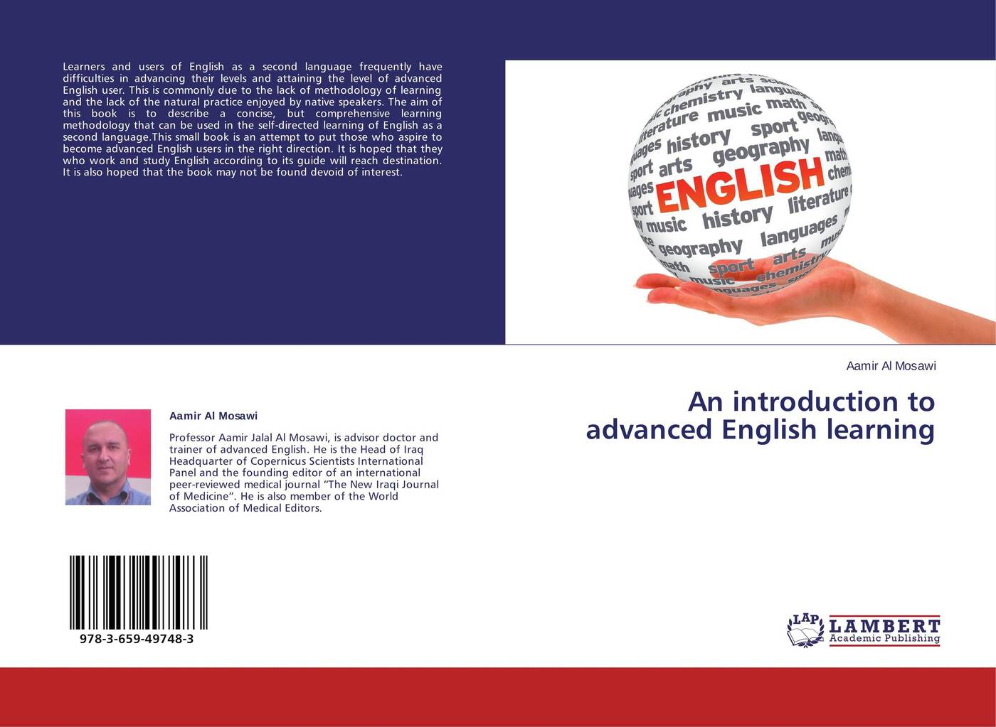 Aamir Al Mosawi An introduction to advanced English learning