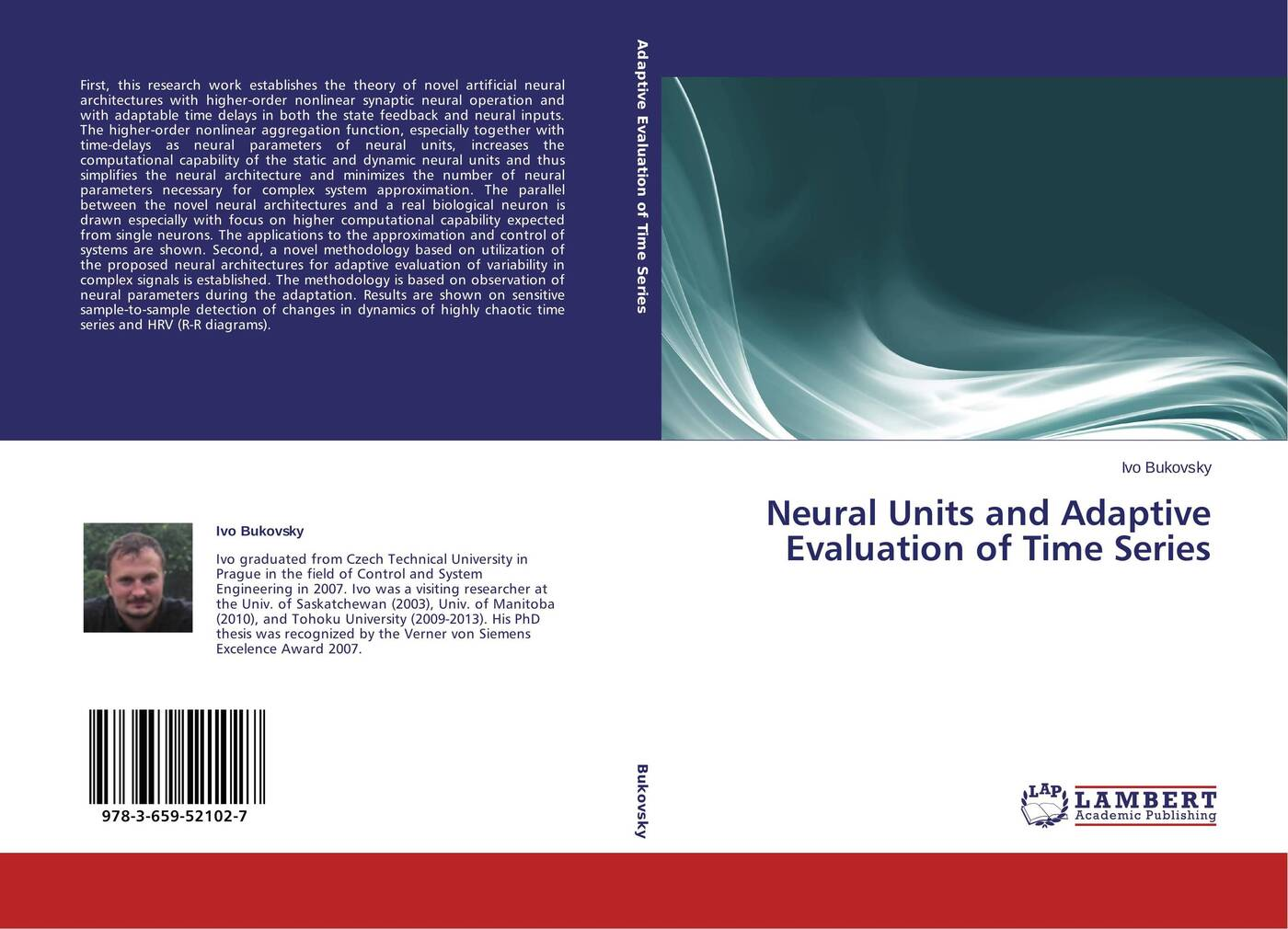 Ivo Bukovsky Neural Units and Adaptive Evaluation of Time Series dietmar plenz criticality in neural systems