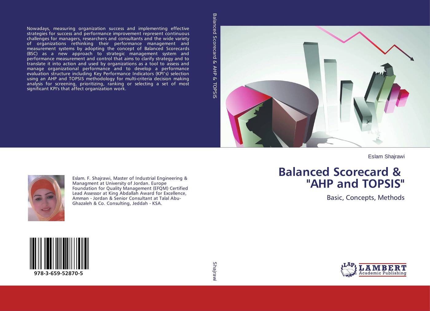 Фото - Eslam Shajrawi Balanced Scorecard & AHP and TOPSIS david parmenter key performance indicators for government and non profit agencies implementing winning kpis
