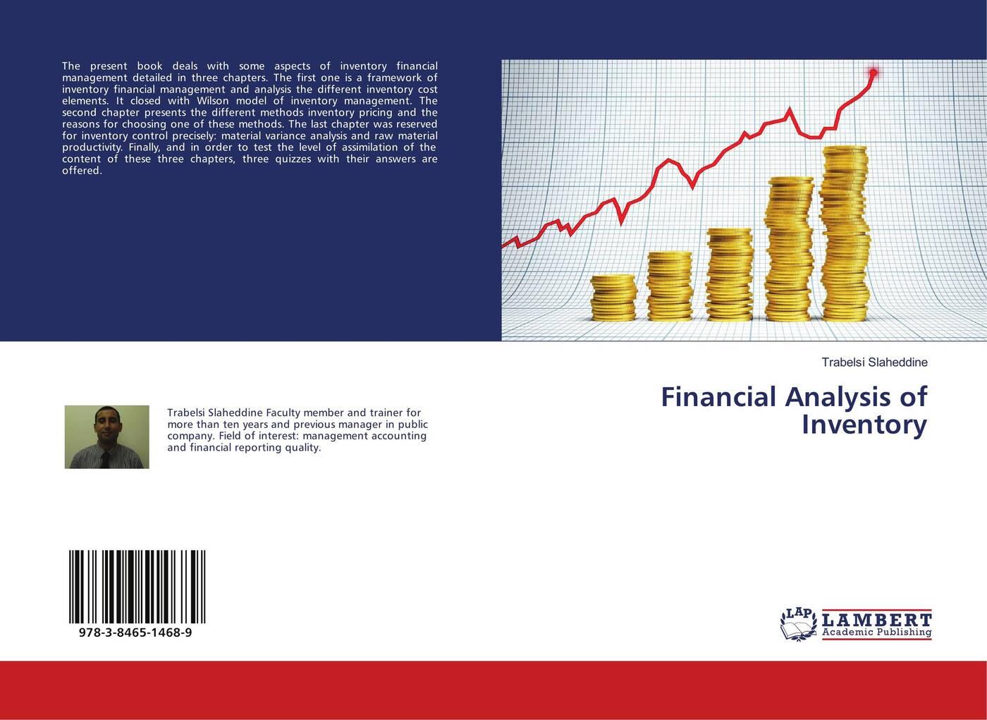 цены Trabelsi Slaheddine Financial Analysis of Inventory