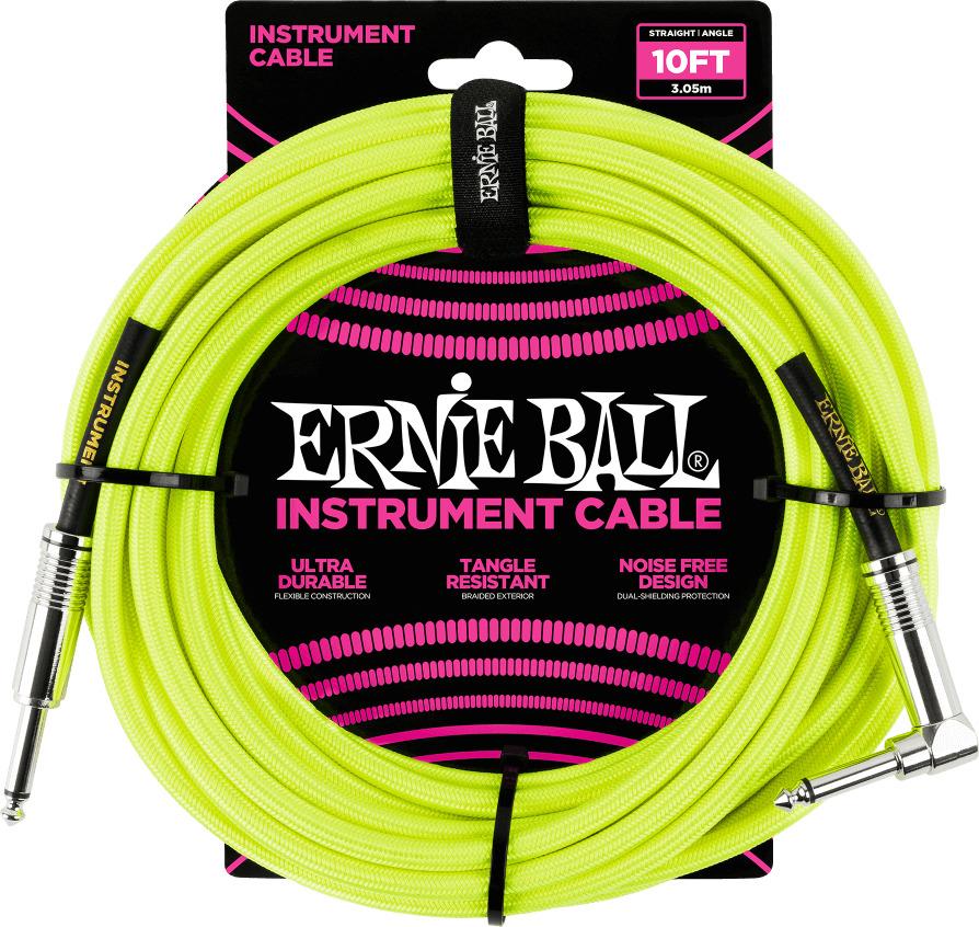 Инструментальный кабель Ernie Ball 6080