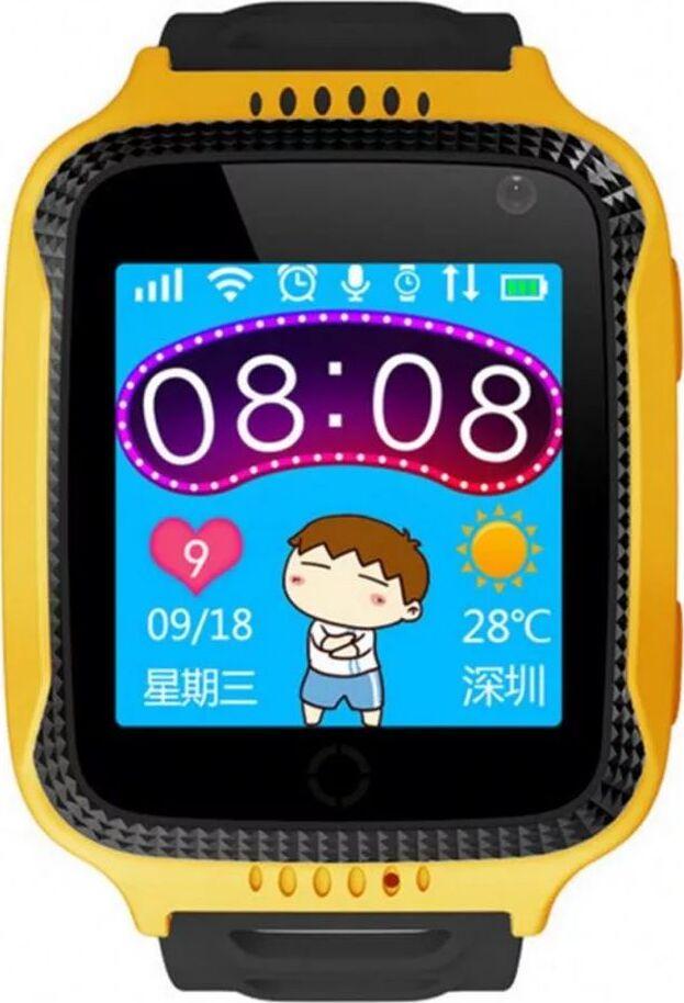 Детские GPS часы Nuobi Q750, Желтый
