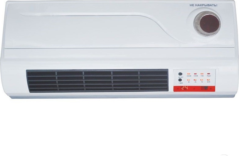 Тепловентилятор настенный Engy N08