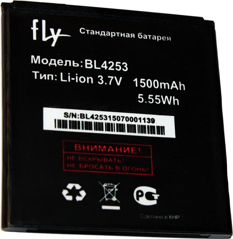 цена на Аккумулятор Fly IQ443 (BL4253)