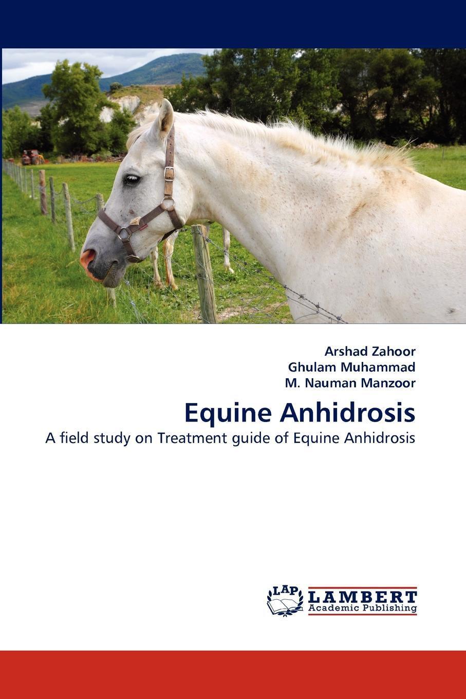 Equine Anhidrosis