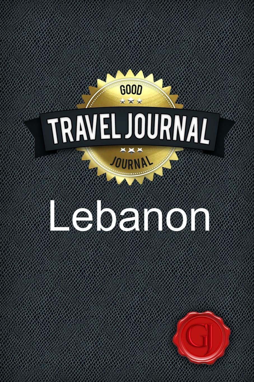 Travel Journal Lebanon. Good Journal
