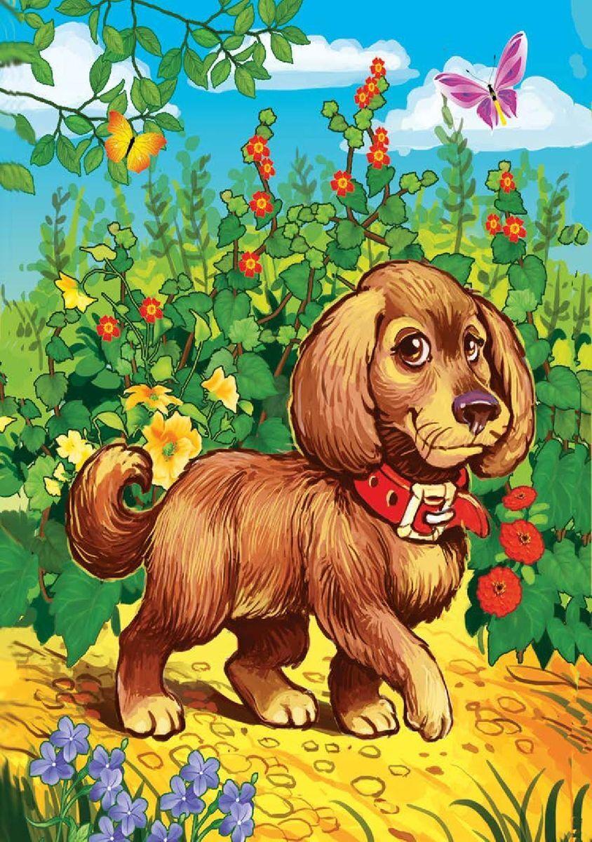Картинка собака жучка есть